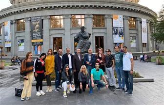 فرقة رضا تتألق في أرمينيا | صور