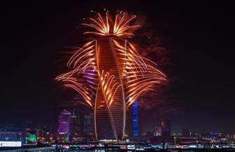 عروض موسيقية وأضواء مبهرة تضئ موسم الرياض الترفيهى | فيديو
