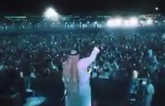 أجواء مبهجة وعروض موسيقية في موسم الرياض الترفيهى   فيديو