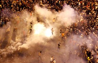 تصاعد المواجهات في لبنان.. قتيلان وعشرات الجرحى وكر وفر | صور