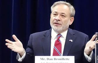 ترامب يرشح دان برويليت لوزارة الطاقة الأمريكية خلفا لريك بيري