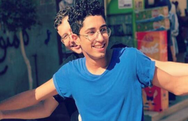 والد شهيد الشهامة عقب تأييد العقوبة على قتلة نجله  القصاص عند ربنا