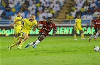 النصر يهزم الرائد بصعوبة في الدوري السعودي