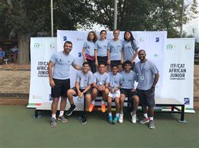 مصر تستضيف بطولة إفريقيا للتنس الأرضى تحت 14 عامًا