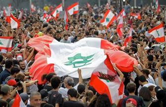 تواصل الاحتجاجات في عدد من المناطق اللبنانية