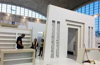 مصر ضيف شرف معرض بلجراد الدولي للكتاب الـ 64 |صور