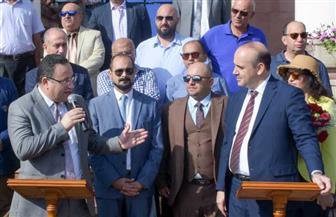 قنصوة: ربط الإسكندرية ببافوس القبرصية عبر خط طيران منخفض التكاليف خلال 6 أشهر