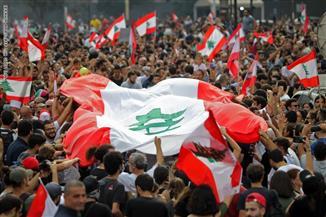 تواصل الاحتجاجات في لبنان لليوم الـ 50 على التوالي