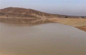 الري تصدر بيانا حول ضخ المياه في ترعة الشيخ جابر بشمال سيناء | صور