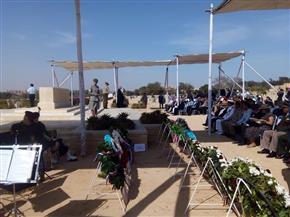 مقبرة الكومنولث تشهد الاحتفال بالذكرى السنوية لمعركة العلمين اليوم |صور
