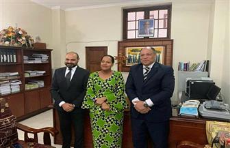 مصر وتنزانيا تتطلعان إلى تعزيز العلاقات الاقتصادية والاستثمارية