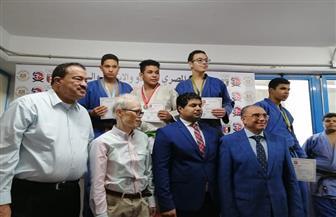 رئيس اتحاد الجودو يستقبل سفير اليابان بالقاهرة على هامش بطولة الجمهورية |  صور