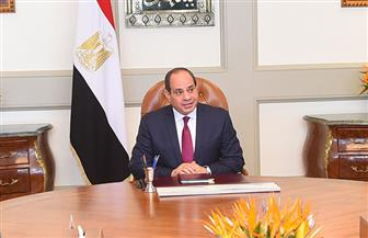 الرئيس السيسي يوجه بمواصلة الجهود لتوطين صناعة النقل في مصر بالتعاون مع كبرى الشركات العالمية