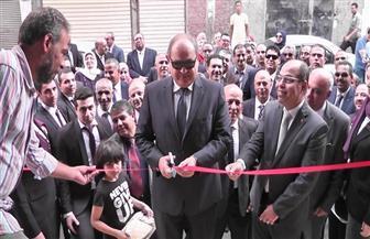 افتتاح مبنى المديرية المالية في طنطا بعد تطويره بتكلفة 4 ملايين جنيه |صور