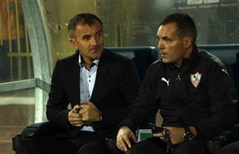"""""""ميتشو"""": واجهنا أحد أقوى فرق الدوري.. والنتيجة ستساعدنا أمام جينيراسيون"""