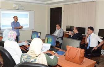ورشة تدريبية حول التخطيط المحلي وإعداد خطط التنمية لموظفي المحافظات   صور