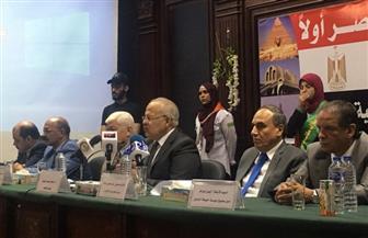 محمد الغباري: 50% من انتصار أكتوبر قائم على الخداع الإسترتيجي | صور