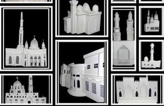 """""""العمارة الإسلامية من التشكيلات الورقية"""" في معرض بمركز طلعت حرب.. غدا"""