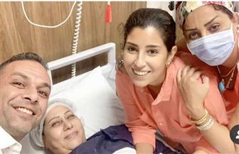 من داخل غرفة العمليات.. آيتن عامر تطلب من جمهورها الدعاء | صور