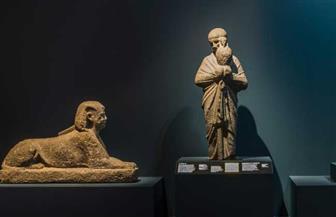 افتتاح معرض الآثار الغارقة بمحطته الثالثة بولاية كاليفورنيا| صور
