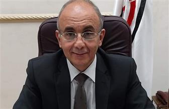 رئيس جامعة الزقازيق يزور مريض تم زراعة كلى له بالمستشفيات الجامعية