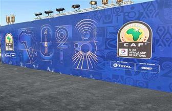 قصر الحرملك يستعد لاستضافة قرعة أمم إفريقيا للشباب | صور