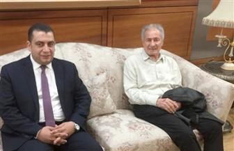 رئيس الاتحاد الدولى لكرة اليد يصل القاهرة للإعلان عن تفاصيل استضافة مصر لبطولة العالم 2021