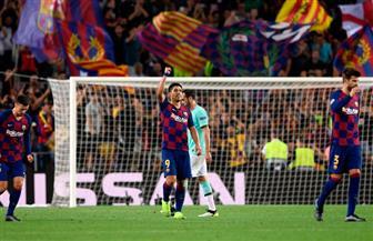 برشلونة يقلب الطاولة على إنتر ميلان ويفوز بثنائية فى دورى أبطال أوروبا
