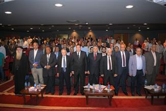 انطلاق المؤتمر السنوي الثامن لصندوق مكتبات مصر العامة  صور