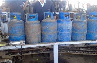 تحرير 75 قضية مواد بترولية وأسطوانات بوتاجاز في 4 أيام