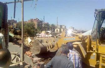 محافظ القاهرة يشدد على رفع تعديات السكك الحديدية.. ويؤكد: لدينا تعديات ملحوظة