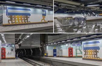 افتتاح محطة مترو أنفاق هليوبوليس بتكلفة 1.9 مليار جنيه