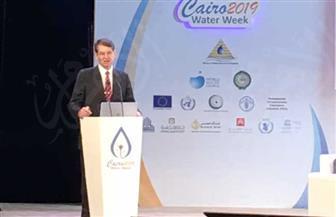 رئيس اللجنة الدولية للري والصرف: نثمن تجربة مصر في استخدام أساليب الري الحديثة