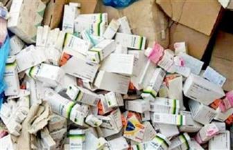 ضبط مسئولى صيدليتين لحيازتهما 1414 عقارا غير مسجلة بوزارة الصحة