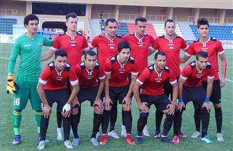 المنتخب العسكري يتأهل إلى دور الثمانية في كأس العالم