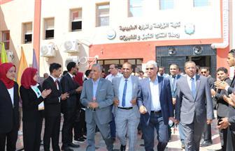 11 رئيس جامعة مصرية يشهدون فاعليات أسبوع الجامعات الإفريقية الأول بأسوان   صور
