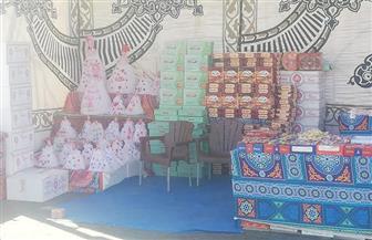 """""""مستقبل وطن"""" بالبحر الأحمر يفتتح منفذا لبيع حلوى المولد بأسعار مخفضة"""
