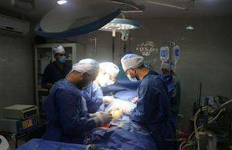 الجمعية الشرعية تجري أول عملية قلب مفتوح لطفلة من متحدي الإعاقة |صور