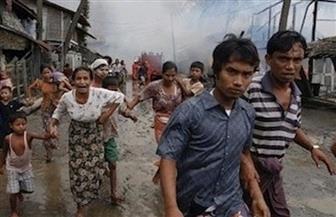 آلاف من اللاجئين الروهينجا وافقوا على الانتقال إلى جزيرة في بنجلادش