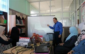 دورة تدريبية لإخصائي العلاج الطبيعي بشمال سيناء | صور