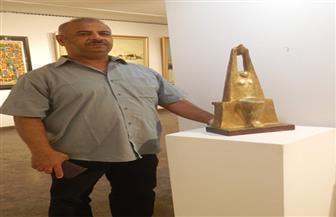 """افتتاح معرض """"رؤية نحتية"""" للفنان محمد إسحاق بالإسكندرية.. الخميس"""