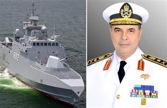 """القوات المسلحة تحتفل بالعيد الـ52 لـ""""البحرية"""".. والفريق سعيد: نمارس مهامنا لحماية السواحل والمياه الإقليمية"""