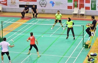 منتخب الريشة الطائرة يحصد 3 برونزيات في بطولة مصر الدولية | صور