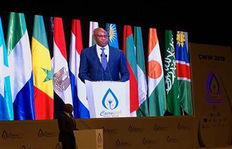 """وزير المياه السنغالي: انعقاد """"أسبوع القاهرة للمياه"""" يحقق أهداف التنمية المستدامة"""