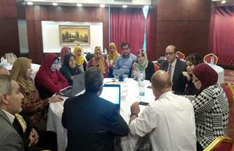 """""""سوهاج"""" تشارك في ورشة """"تسريع الاستجابة المحلية للقضية السكانية"""" بالقاهرة"""