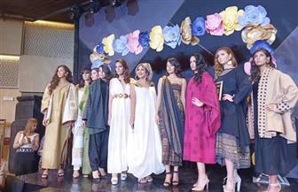 انطلاق مهرجان الإبداع المصري لمصممي الأزياء| صور