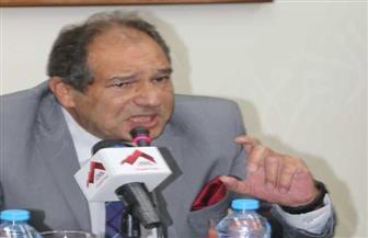 """حسام الخولي في ندوة """"بوابة الأهرام"""": """"صك رئيس الحزب"""" بعد 25 يناير وراء زيادة عدد الأحزاب"""