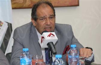 """حسام الخولي في ندوة """"بوابة الأهرام"""": قضايا التعليم والصحة على رأس أولويات """"مستقبل وطن"""""""