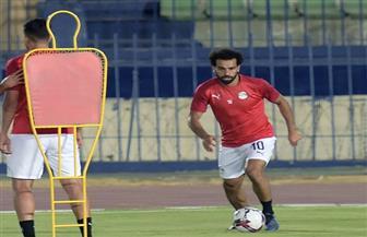 محمد صلاح ينتظم في معسكر المنتخب الوطني ببرج العرب