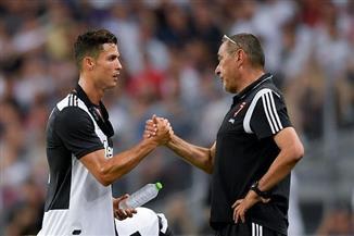 «أعتقد أن الفريق يتحسن».. كريستيانو رونالدو سعيد بهجوم «ساري»